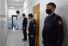 Photo of Акмолинские полицейские начали получать вакцину от коронавируса