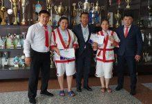 Photo of Ақмолалық балуан қыздар Тараздағы турнирде топ жарды