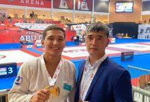 Photo of Ақмолалық спортшы джиу-джитсудан Азия чемпионы атанды