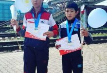Photo of 12 жасар ақмолалық муай-тайдан Қазақстан чемпионы атанды
