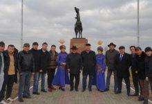 Photo of Жазушылар одағының төрағасы Көкшетауда